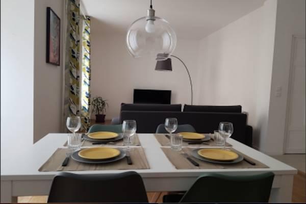 Photo Bel appartement en hypercentre de Vichy et au calme