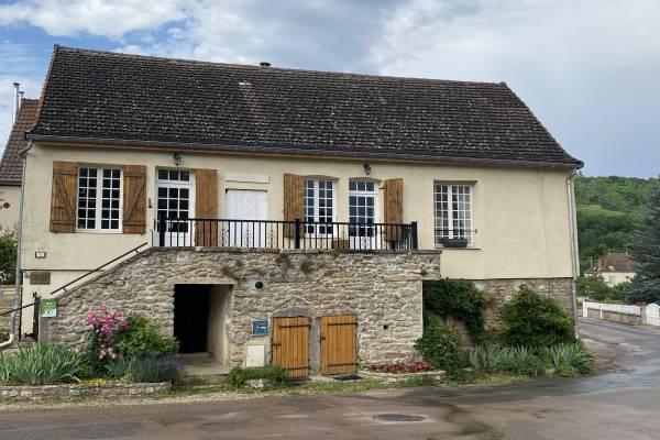 Photo Grand gite avec 2 chambres à 5 km de la cure de Santenay