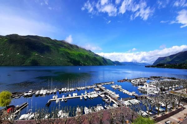 Photo Studio face au lac du Bourget avec vue panoramique sur le Lac - 119 -