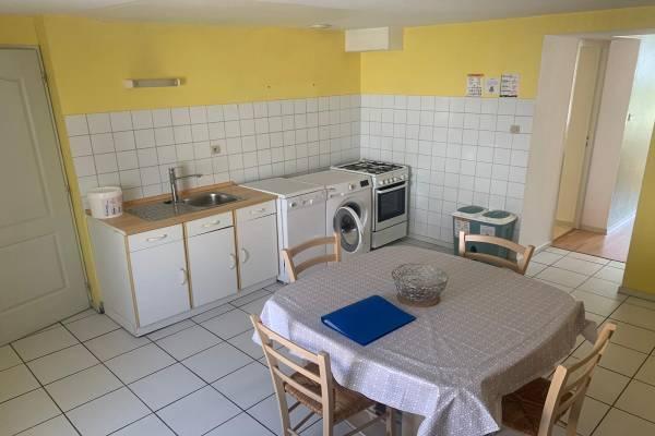 Photo Appartement avec 2 chambres à 350 m des thermes - N°61 -