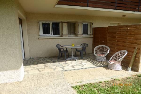 Photo Appartement T1 à 2 km des Thermes Chevalley D'Aix-les-Bains, pour 2 personnes