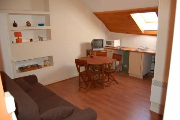 Photo Petit studio pour curistes à Bagnères de Bigorre - Pic Adam -