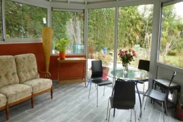 Photo Rez-de-jardin dans maison à Salies de Béarn pour curistes