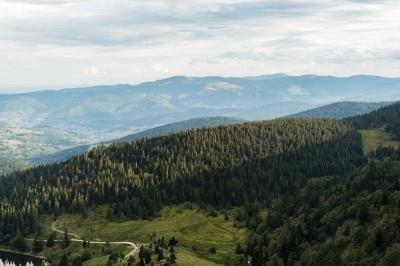 Bains-les-Bains, au coeur des Vosges
